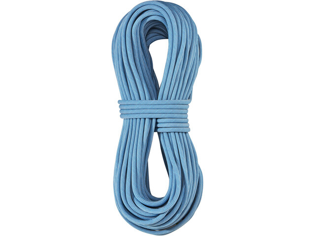 Edelrid Eagle Lite Pro Dry Climbing Rope 9,5mm 60m blue at Addnature ...